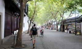 ノスタルジック中国ゆる散策観光☆蘇州平江歴史文化街