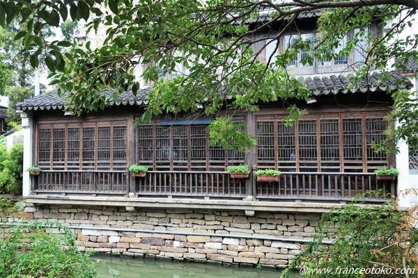 中国 水郷
