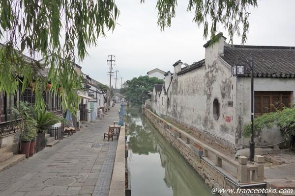 蘇州 平江歴史文化街