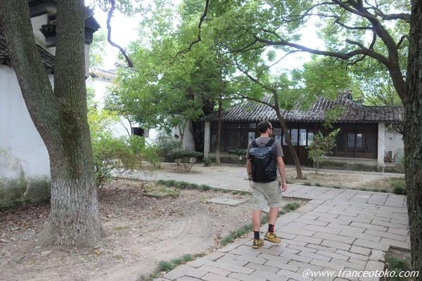 蘇州 同里古鎮観光 中国