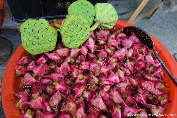 中国 不思議な果物