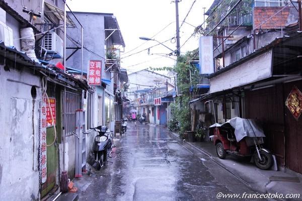 文廟 上海散歩