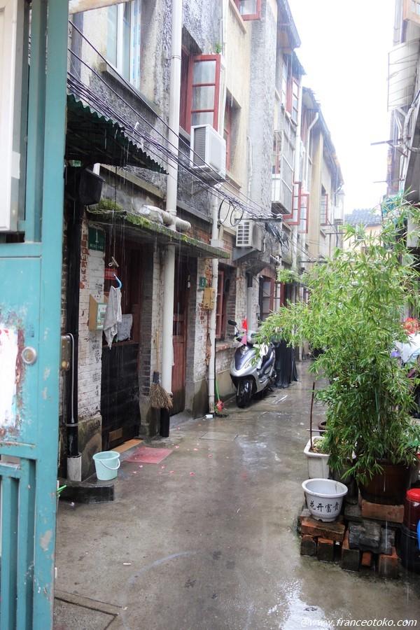 上海 下町散歩