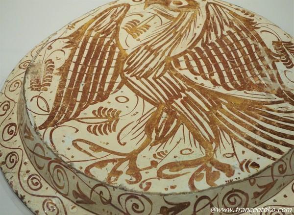 鷲 クリュニー中世美術館 パリ