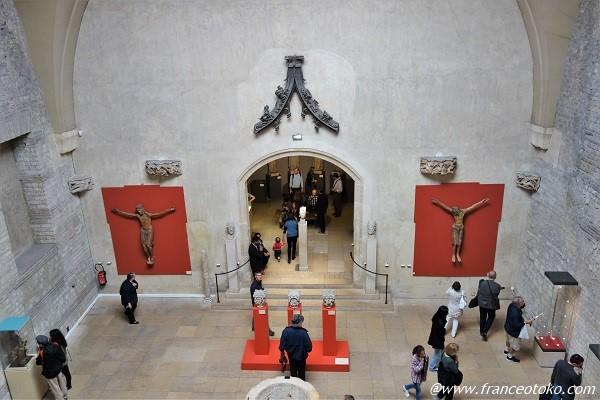 クリュニー美術館 パリ 観光
