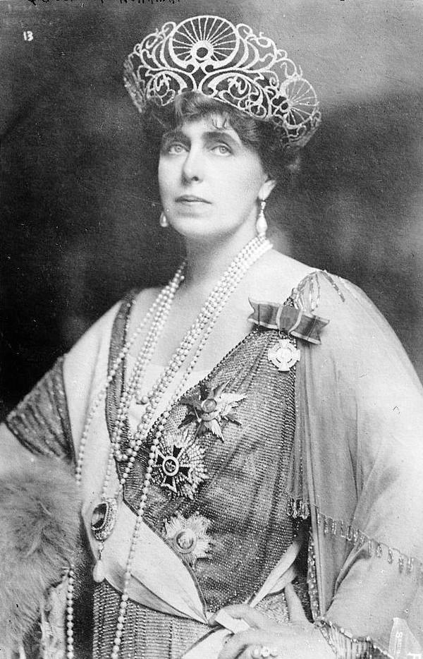 ルーマニア 王妃 マリー・オブ・エディンバラ(Marie Alexandra Victoria of Edinburgh)