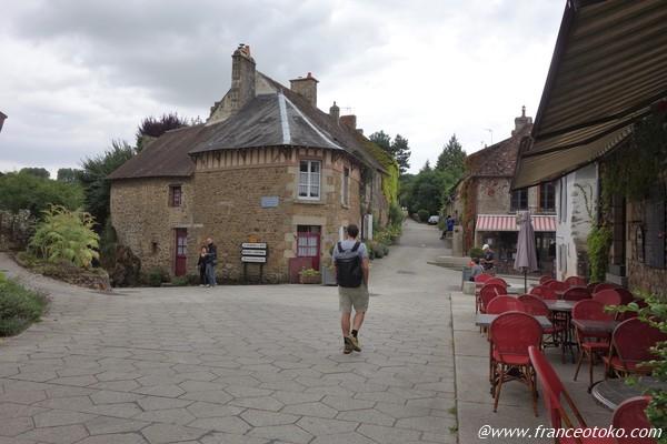Normandie Saint-Céneri-le-Gérei