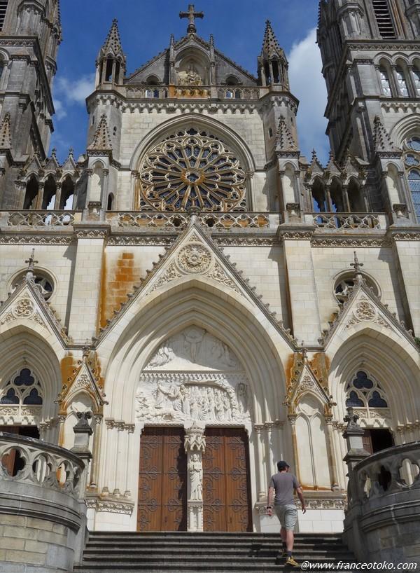 La Chapelle-Montligeon オルヌ県