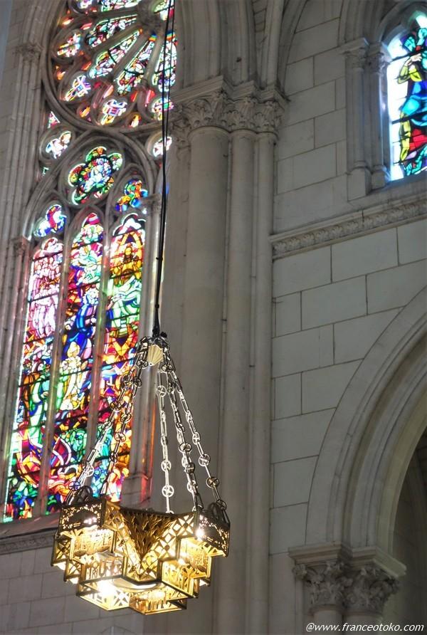 フランス ステンドグラス カトリック