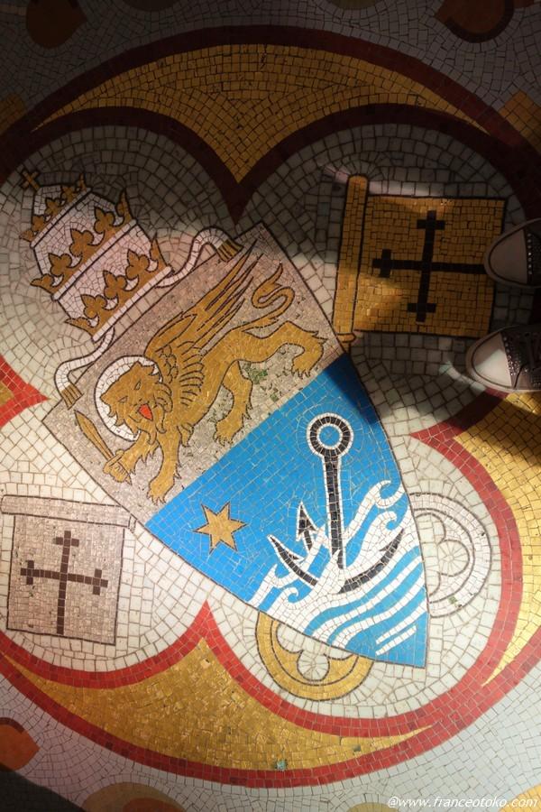 ライオン 紋章 フランス
