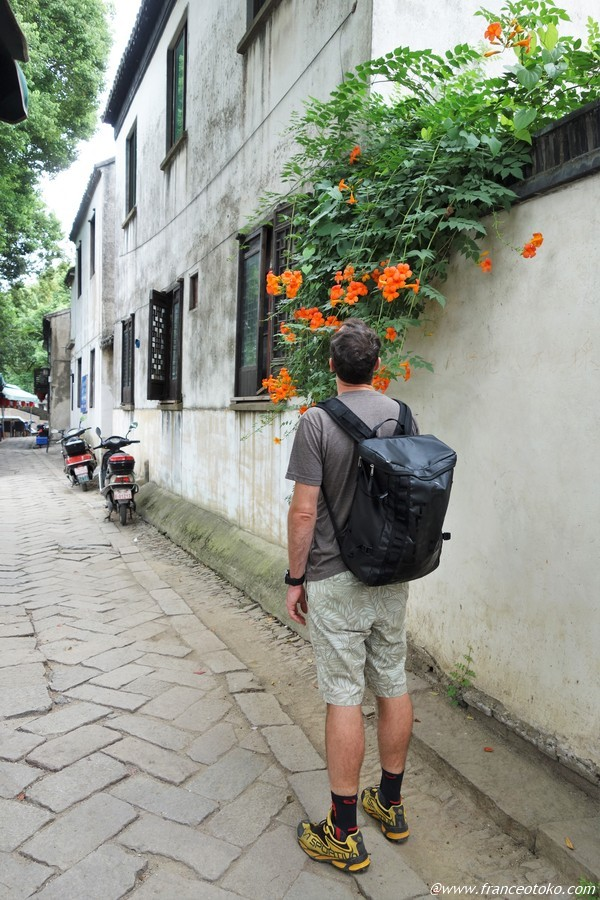フランス人 中国旅行