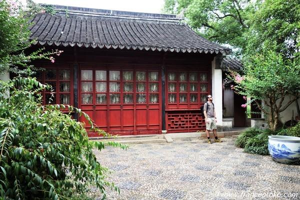 同里 珍珠塔 中国 邸宅