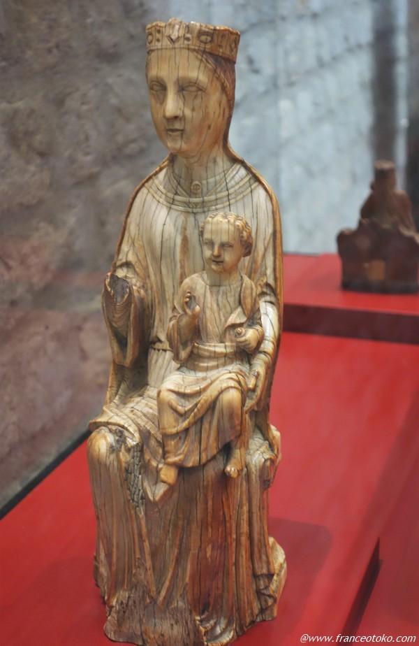 クリュニー中世美術館 パリ 観光