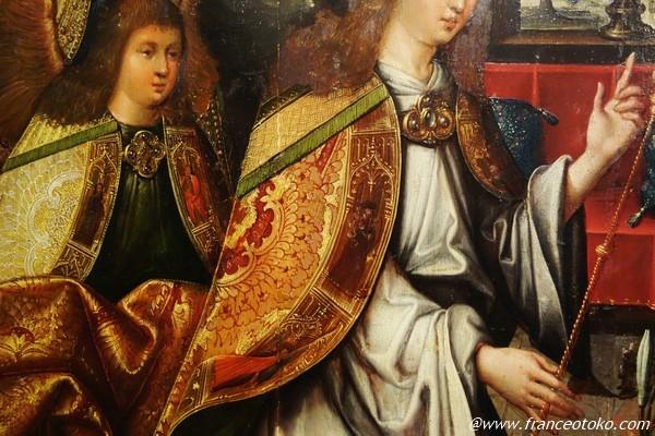 中世 貴族 衣装