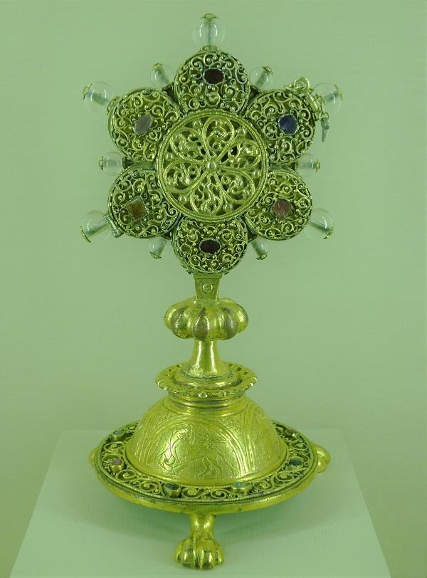 クリュニー中世美術館 宝石