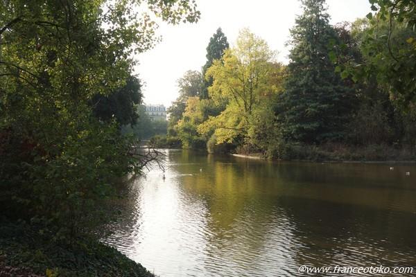 ヴァンセンヌの森(Bois de Vincennes)