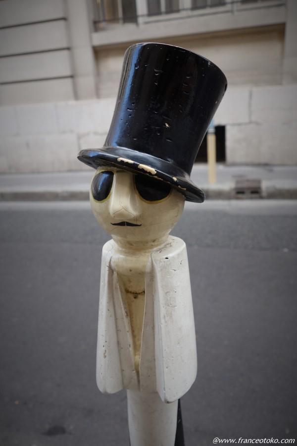 パリのおもしろオブジェ