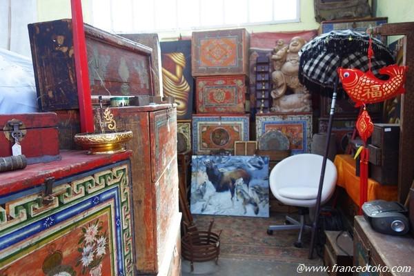 チベット アンティーク