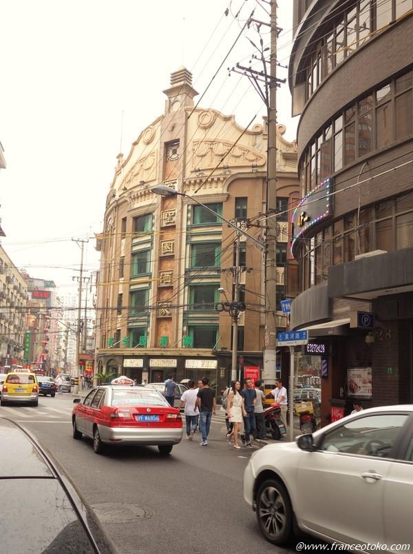 上海 観光
