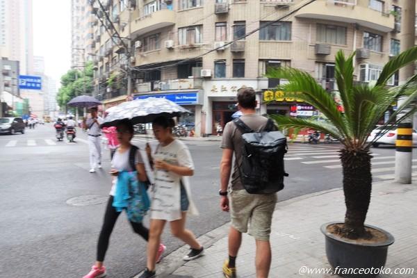 上海 散策