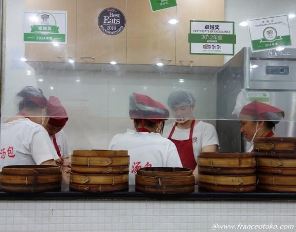 上海 人気 小籠包