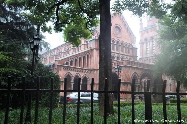 上海 教会 ホテル