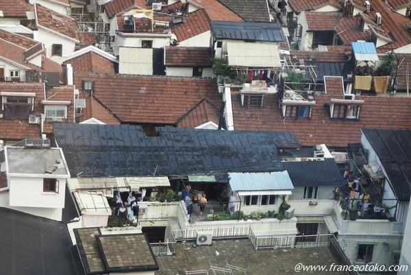 上海 民家