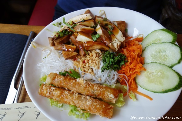 豆腐のボブン パリ