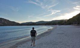コルシカの海ブルーは熱い色~ポルト=ヴェッキオ