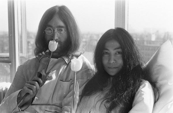ジョンとヨーコ ピース