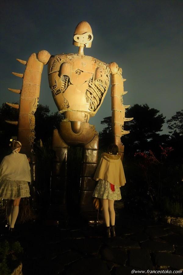 ロリータと巨神兵
