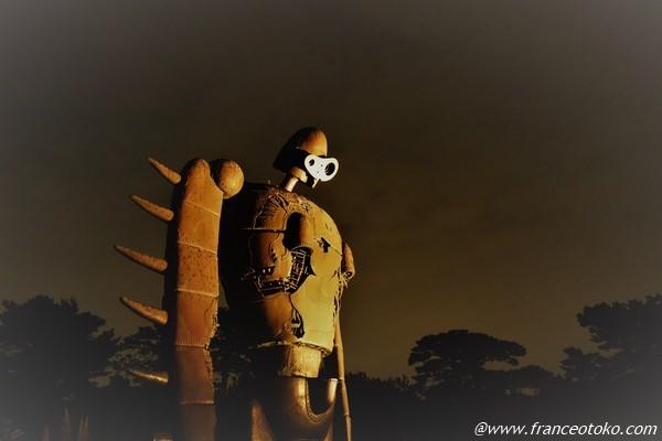 巨神兵 ジブリ