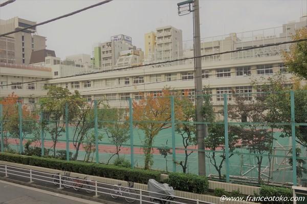 築地 学校