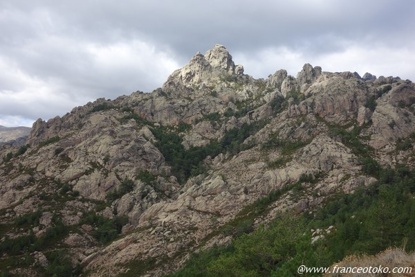 コルシカ 国立公園