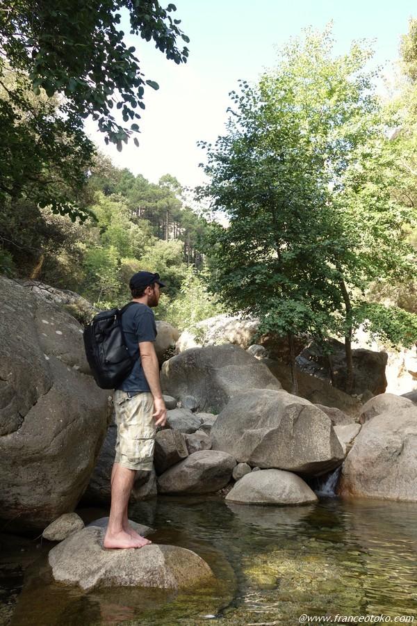 コルシカ 自然風景