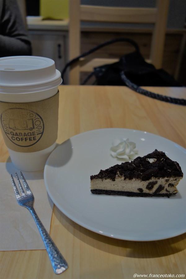 GARAGE COFFEE(ガレージコーヒー) / 吉祥寺