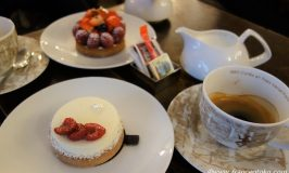 Verlet (ヴェルレ) パリお茶はサントノレのきらきら老舗カフェ