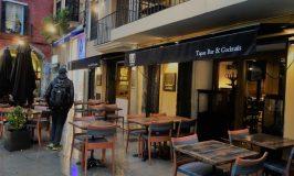 スペイン食ラブ Ombuのタパ Restaurante Coppolaのマヨルカピザ