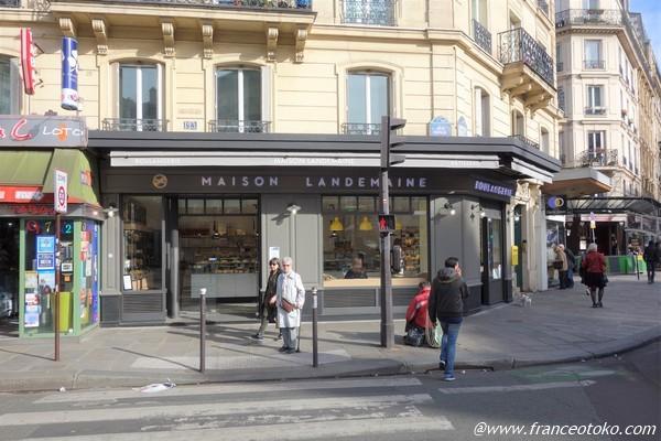landemaine パリ