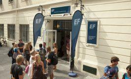 EF留学 世界とつながるマジカル体験