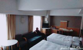 リーガロイヤルホテルで大阪・中之島をエンジョイの旅