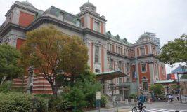 美しき大阪市中央公会堂と東梅田サンシャインで渋モーニング