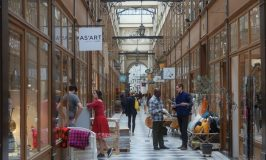 DAROCO  パリ イタリアンやパッサージュに胸躍る性