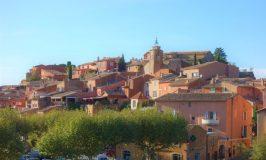 ルシヨン・フランスの最も美しい村で買い物熱急上昇