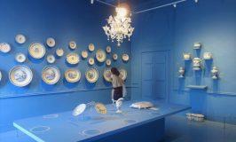 Musee de la Faience ボンディル・ア・ムスティエでセレブ陶器大人買い