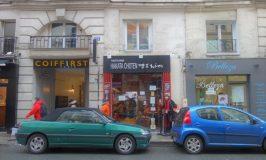 パリの博多ちょうてんでラーメン感想エシレ バターはまる幸福