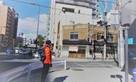 旧桜宮公会堂と博多純系豚骨 まんかいでトマトラーメンの大阪