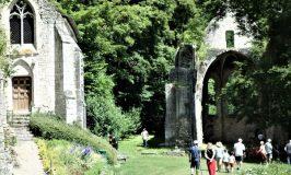 Filature Levavasseur ノルマンディー魅惑の廃墟塔