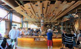 シアトル観光マストの発祥地スターバックス リザーブ ロースタリー
