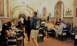 フリーダ・カーロ行きつけ Café de Tacubaでメキシコ料理堪能
